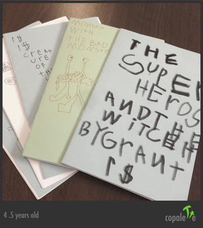 G creates Quest Stories