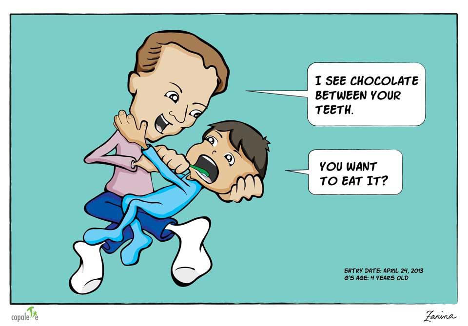 Brush Teeth | Copalette