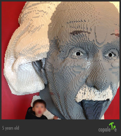 Albert Einstein Legoland