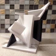 Planes, Planes, Planes: A Geometric Sculpture
