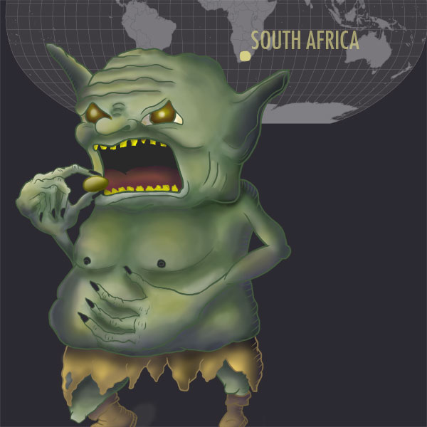 Tikoloshe of South Africa: Monsters of the World