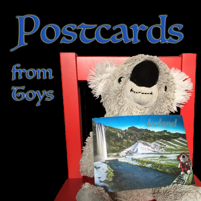 Postcards from Toys