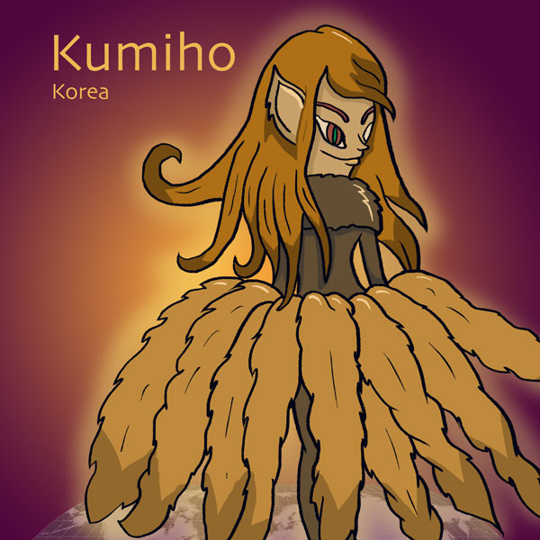 Kumiho of Korea: Monsters of the World