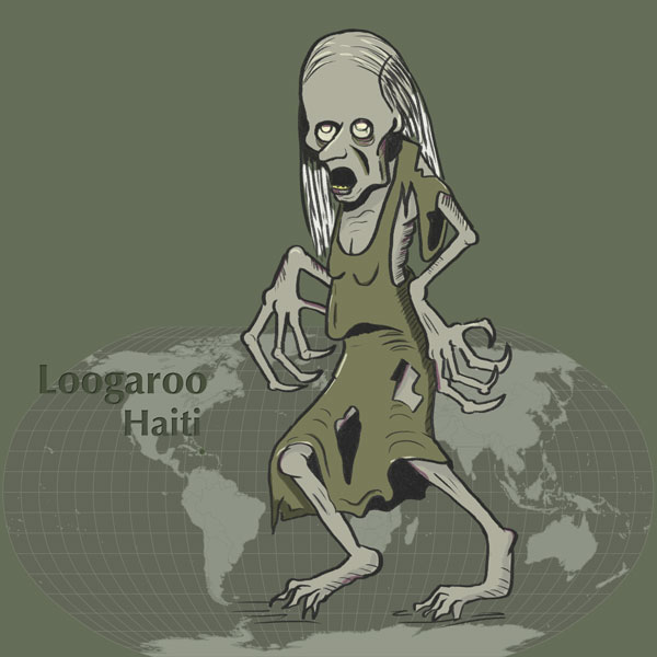 Loogaroo of Haiti: Monsters of the World