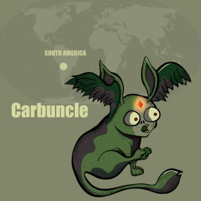 The CarbuncleofSouth America: Monsters of the World