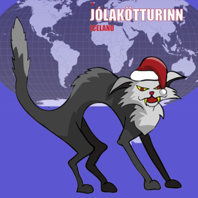 Yule Cat of Iceland: Monsters of the World