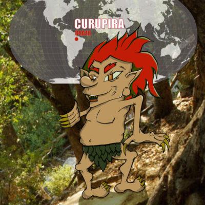 The Curupira of Brazil