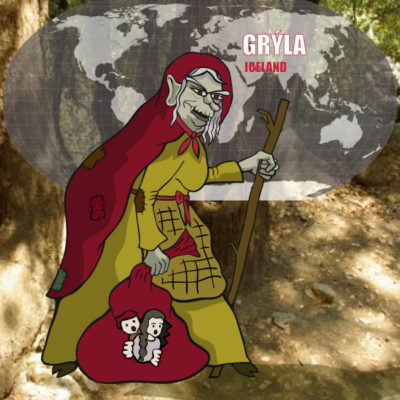 Gryla of Iceland: Monsters of the World