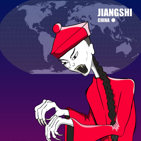 The Jiangshi of China: Monsters of the World