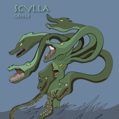 The Scylla of Greece