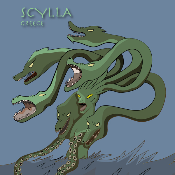 The Scylla of Greece