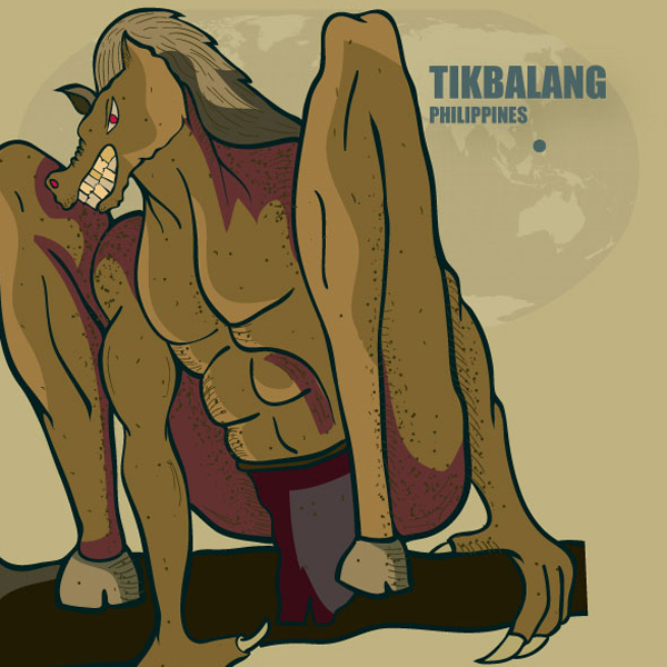 The Tikbalang of the Philippines: Monsters of the World