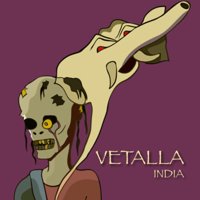The Vetala of India: Monsters of the World
