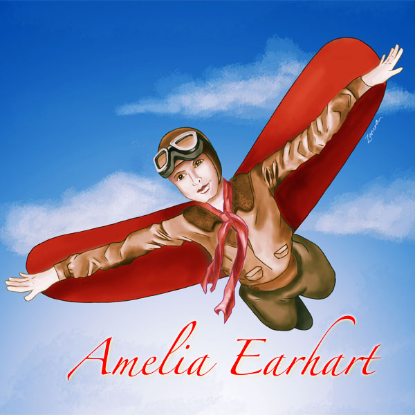 Amelia Earhart: 3 Interesting Facts