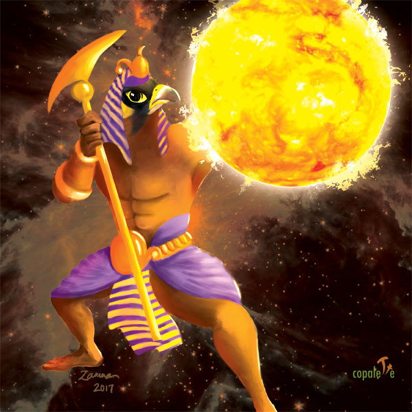 Ra: Egyptian Sun God