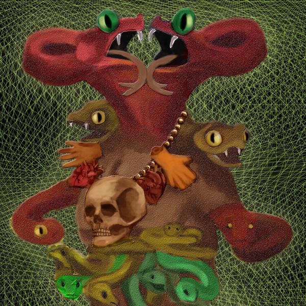 Coatlicue: Aztec Goddess